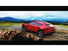 """Lamborghini Urus – The SUV super athlete"""