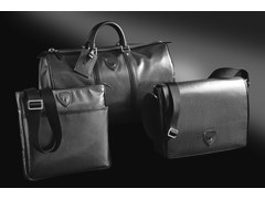 Collezione Automobili Lamborghini Introduces its First Range of Carbon Fiber Bags