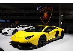 Automobili Lamborghini Celebrates 50 Years of Legends with the Exclusive Aventador LP 720-4 50° Anniversario
