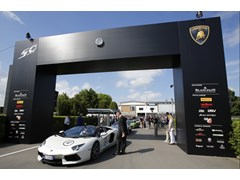 Lamborghini 50th Anniversary Grand Tour, Day 5- New Video Available