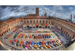 Lamborghini's 50th Anniversary: an extraordinary evening in Sant'Agata Bolognese for over 1,000 guests