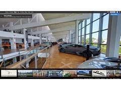 Automobili Lamborghini Launches Exclusive Museum Indoor View on Google Maps