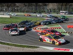 Rome Welcomes Lamborghini Blancpain Super Trofeo World Final