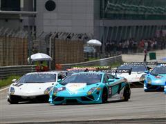 2014 Lamborghini Blancpain Super Trofeo Asia Series Thrills Participants and Spectators on Second Race Dayin Sepang