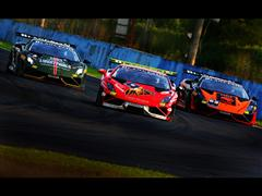 First Time's the Charm: Lamborghini Blancpain Super Trofeo Makes Racing History in Indonesia