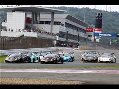 Super Trofeo Asia Wraps-Up Day Two in Japan with Impressive Performance