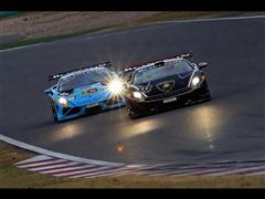 Spirit and Passion Abound in Shanghai on First Day of Lamborghini Blancpain Super Trofeo
