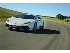 Record Year for Automobili Lamborghini: Deliveries increased to 2,530 Units in 2014