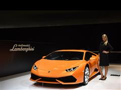 Lamborghini global success reflected in Middle East