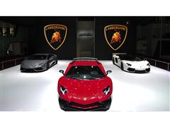 Lamborghini presents the new Aventador LP 750-4 Superveloce at Auto Shanghai 2015