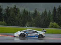 Patrick Kujala is the rain master in Spa-Francorchamps Race Two.