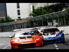 Huge Spectator Turnout For Lamborghini as First Ever Kuala Lumpur City Grand Prix Gets Under Way