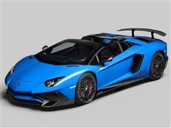 Debutto mondiale in California per la Lamborghini Aventador LP 750-4 Superveloce Roadster