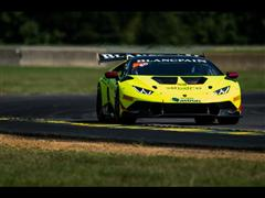 Antinucci, Piscopo Run Away From Field For Second Victory At Virginia International Raceway