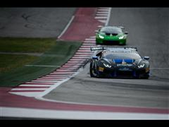 Bernoldi Takes Top Step For First Time At Circuit Of The Americas