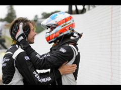 Last-Lap Pass Clinches Road Atlanta Win for Antinucci, Piscopo