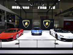 Automobili Lamborghini Presents Huracán Model Range at the 2016 Beijing Motorshow - New content available