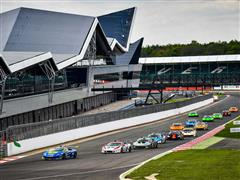 First Victory for Vito Postiglione at Silverstone in the Lamborghini Blancpain Super Trofeo Europe