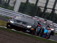 Thrills In Japan At The Second Day Of Lamborghini Blancpain Super Trofeo Racing At Suzuka