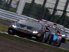 Thrills In Japan At The Second Day Of Lamborghini Blancpain Super Trofeo Racing At Suzuka