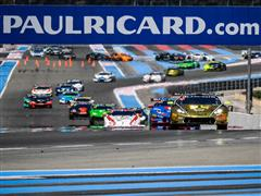 Dennis Lind Takes All in the Lamborghini Blancpain Super Trofeo at Paul Ricard
