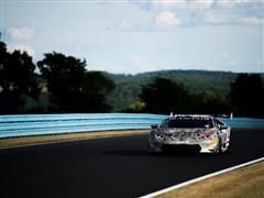Michimi Completes Lamborghini Blancpain Super Trofeo North America Sweep at Watkins Glen