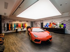 Lamborghini Launches the Ad Personam Studio a New Area Dedicated to the Company's Customization Program