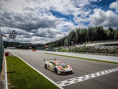 "Kujala and Amstutz ""encored"" at Spa in the fourth round of the Lamborghini Blancpain Super Trofeo Europe"