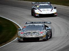 Michimi Returns to Top Step in Lamborghini Blancpain Super Trofeo North America Round 6