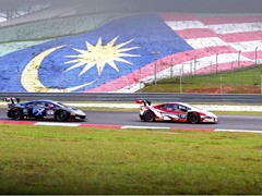 Local Racer Takes First On The Podium As The Lamborghini Blancpain Super Trofeo Returns To Sepang In Style