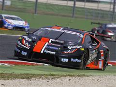 Doppia vittoria della Lamborghini Huracán GT3 nel Campionato Italiano GT a Vallelunga