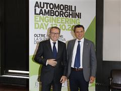 #Engineering Day: Lamborghini e Unibo per gli studenti di Ingegneria