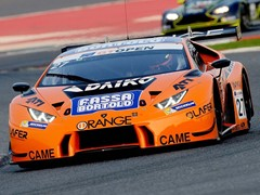 The Lamborghini Huracán GT3 wins the 2016 International GT Open