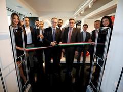 Automobili Lamborghini inaugura la nuova boutique