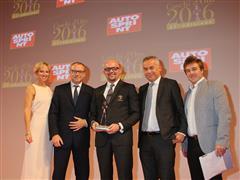 A Stefano Domenicali un premio speciale ai Caschi d'Oro di Autosprint