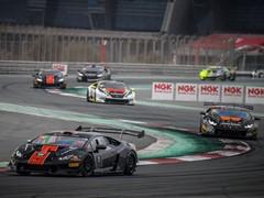 Here are the 2017 Champions of the Lamborghini  Super Trofeo Middle East