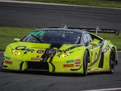 Prima vittoria nel Blancpain GT Series Asia per la Lamborghini Huracán GT3