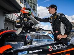 Doppietta di Grenier e Spinelli al Nürburgring nel Lamborghini Super Trofeo Europa