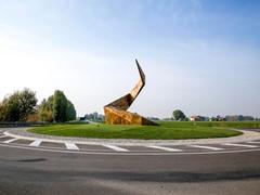 A Sant'Agata Bolognese due nuove installazioni  ispirate a Lamborghini