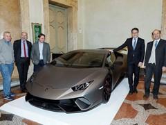 Lamborghini conferma per il 2018 il sostegno al Teatro Comunale di Bologna