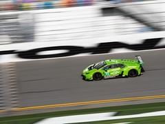 Lamborghini wins the Daytona 24 hours