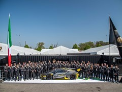Lamborghini Super Trofeo Europe Heads to Silverstone