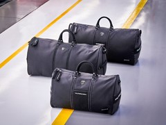 On sale - new soft bags by Automobili Lamborghini and Tecknomonster