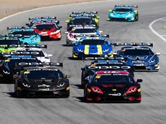 Lamborghini Super Trofeo North America Wraps Up North American Leg, Teams Prep For Finale At Vallelunga