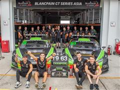 Europe is not enough: Lamborghini secures Championships in both USA and Asia