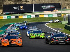 Super Trofeo: all titles awarded at Vallelunga before the World Final