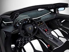 Aventador SVJ Roadster Interiors & Details