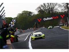 Lamborghini Huracán GT3 Evo makes winning debut in the British GT Championship