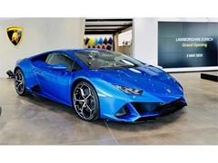 Automobili Lamborghini officially opens Lamborghini Zürich
