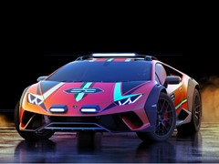 Automobili Lamborghini conquers new territory  with the Huracán Sterrato Concept